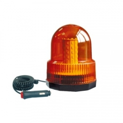 Beacon Light LED XENON HALOGEN Warning Light 60Pcs of 5730 DC12-24V Normal Magnatic Base Amber Red Blue Cigar Plug